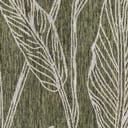 5' x 8' Outdoor Botanical Rug