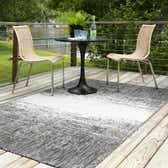 245cm x 345cm Outdoor Modern Rug thumbnail image 2