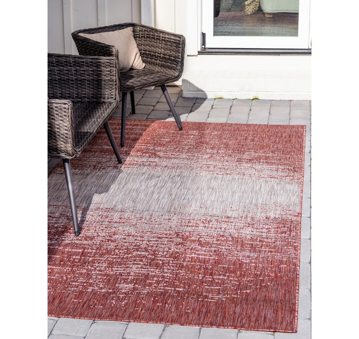 Image of 122cm x 183cm Outdoor Modern Rug