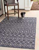 10' x 13' Outdoor Lattice Rug thumbnail