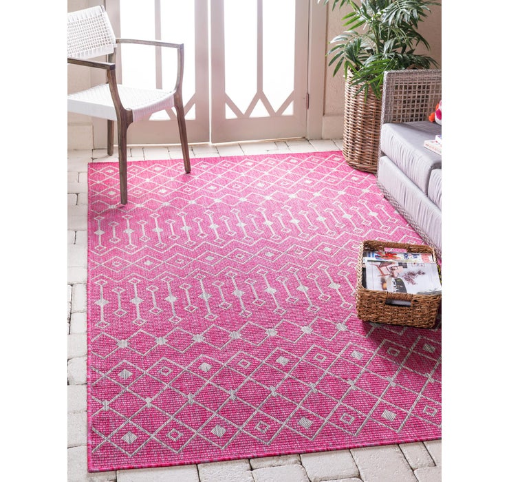 4' x 6' Outdoor Trellis Rug
