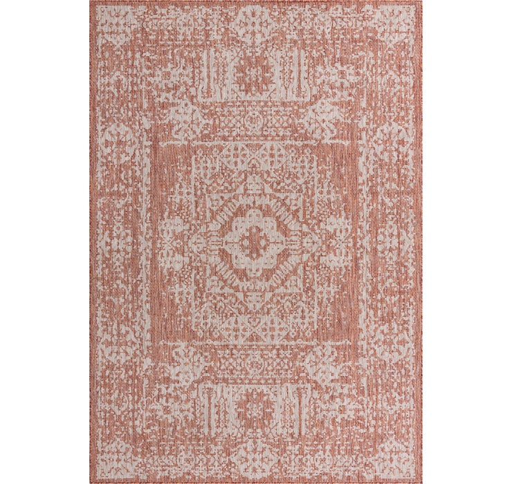 8' x 11' 4 Outdoor Traditional Rug