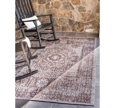9' x 12' Outdoor Traditional Rug main image