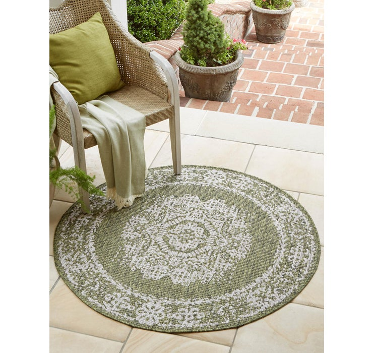 122cm x 122cm Outdoor Traditional Rou...