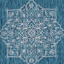 Link to Teal of this rug: SKU#3145146
