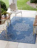 183cm x 275cm Outdoor Traditional Rug thumbnail