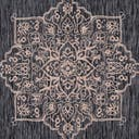 Link to Charcoal Gray of this rug: SKU#3145146