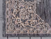 4' x 6' Outdoor Traditional Rug thumbnail