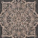 Link to Charcoal Gray of this rug: SKU#3145165