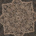 Link to Charcoal Gray of this rug: SKU#3145159
