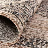 2' x 6' Outdoor Traditional Runner Rug thumbnail