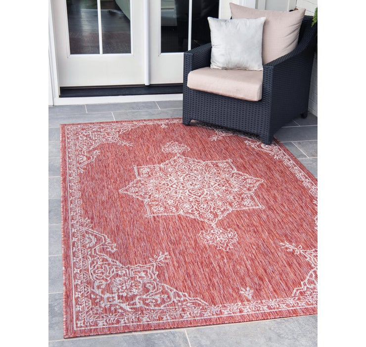 275cm x 365cm Outdoor Traditional Rug
