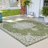 122cm x 183cm Outdoor Traditional Rug thumbnail