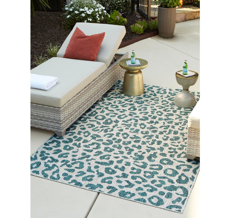 183cm x 275cm Outdoor Safari Rug