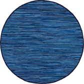 8' x 8' Chindi Cotton Round Rug thumbnail