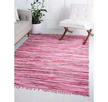 9' x 12' Chindi Cotton Rug main image
