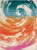 Jane Seymour 9' x 12' Open Hearts Rug thumbnail