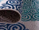 60cm x 183cm Open Hearts Runner Rug thumbnail image 6