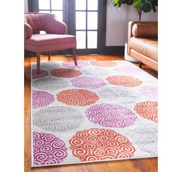 Jane Seymour 4' x 6' Open Hearts Rug main image