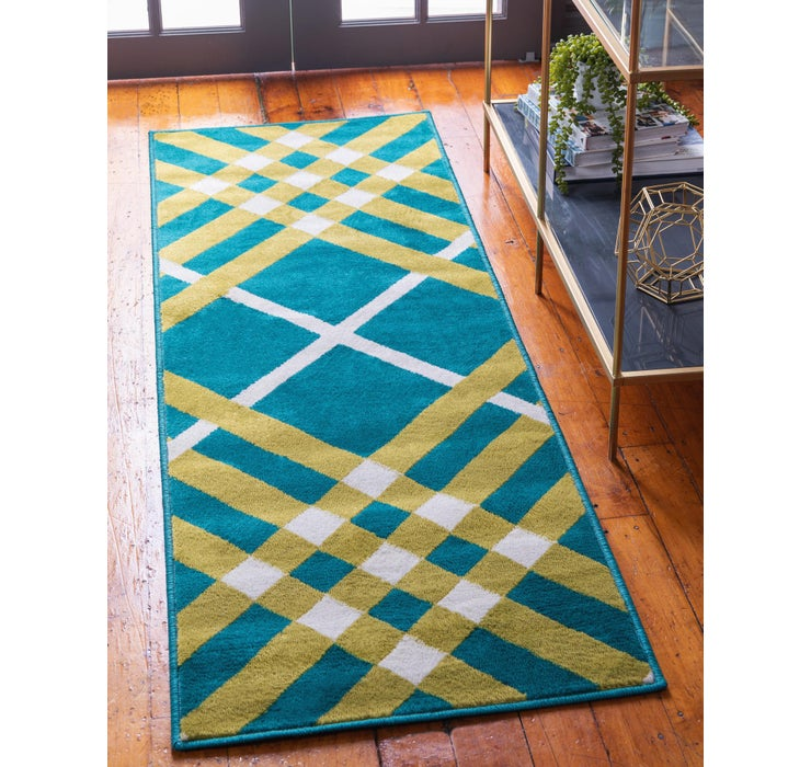 Jane Seymour 2' x 6' Open Hearts Runner Rug