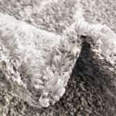 7' x 7' Trellis Frieze Round Rug thumbnail