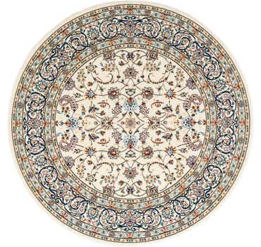 Image of  5' x 5' Rabia Round Rug