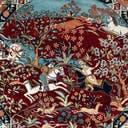 Link to Burgundy of this rug: SKU#3145658