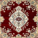 Link to Burgundy of this rug: SKU#3145668