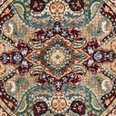Link to Burgundy of this rug: SKU#3145656