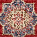 Link to Burgundy of this rug: SKU#3145771