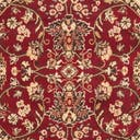 Link to Burgundy of this rug: SKU#3145877