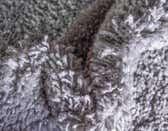 2' 7 x 13' Zermatt Shag Runner Rug thumbnail