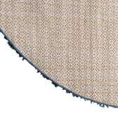 6' 7 x 6' 7 Zermatt Shag Round Rug thumbnail