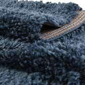 8' x 8' Zermatt Shag Round Rug thumbnail
