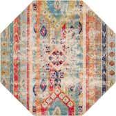 8' x 8' Santa Fe Octagon Rug thumbnail