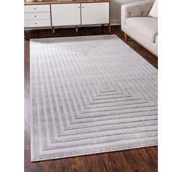 Image of  Gray Sabrina Soto Outdoor Rug
