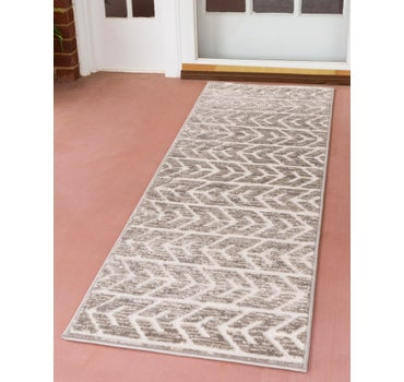 60cm x 183cm Sabrina Soto Outdoor Runner Rug main image