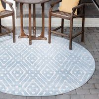 Outdoor Geometric Rugs image