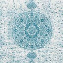 Link to Turquoise of this rug: SKU#3146342