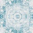 Link to Turquoise of this rug: SKU#3146391