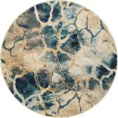 5' x 5' Ethereal Round Rug thumbnail