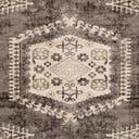 Link to Dark Brown of this rug: SKU#3135382