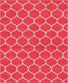 8' x 10' Lattice Frieze Rug thumbnail