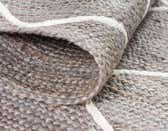 2' 2 x 8' 2 Braided Jute Runner Rug thumbnail