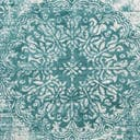 Link to Turquoise of this rug: SKU#3147026