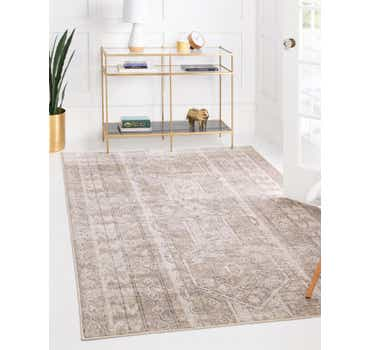 Image of  Ivory Oregon Rug