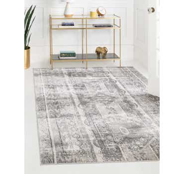 Gray Oregon Rug