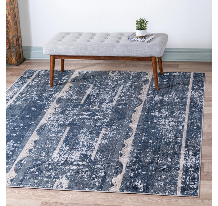 6' x 6' Oregon Square Rug
