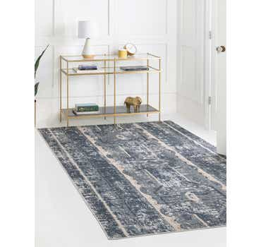 Blue Oregon Rug