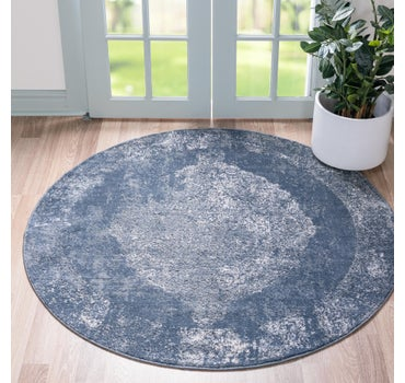 3' 3 x 3' 3 Oregon Round Rug main image